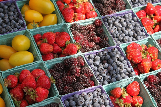 Shop Fresh, Seasonal Produce at the Takoma Park Farmers Market